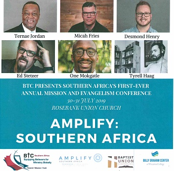 Amplify Missions and Evangelism Conference