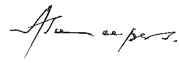 ANGELO SCHEEPERS SIGNATURE